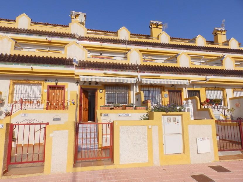 Playa FlamencaTownhouse For Sale - €96,000
