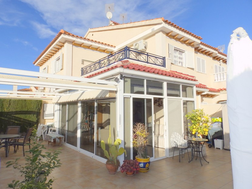 Playa Flamenca Townhouse For Sale - €164,995