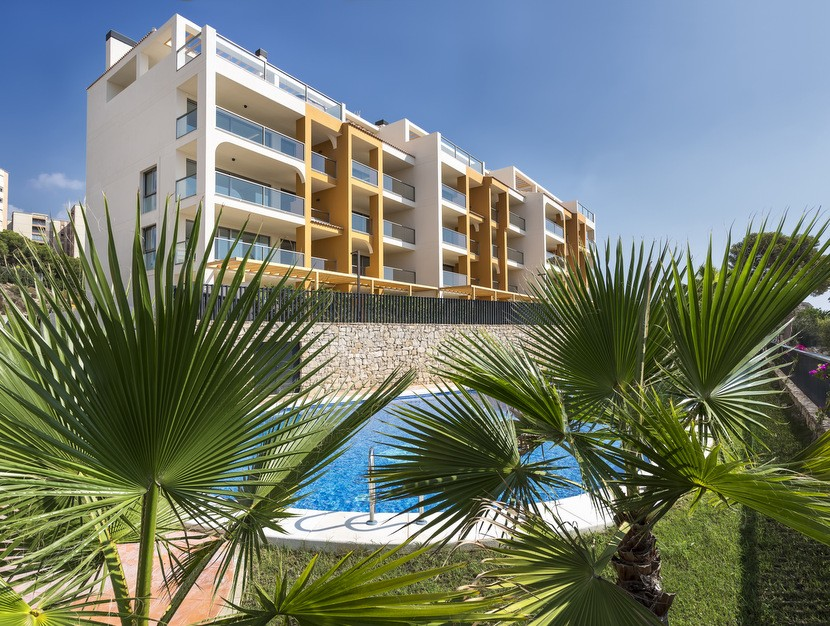 Villajoyosa Apartment For Sale - €248,000