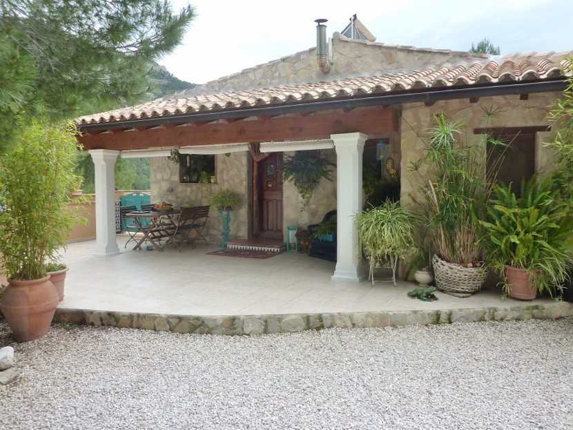Castell de Castells Finca For Sale - €449,000