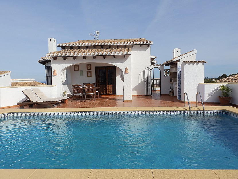 Monte Pego Villa For Sale - €365,000