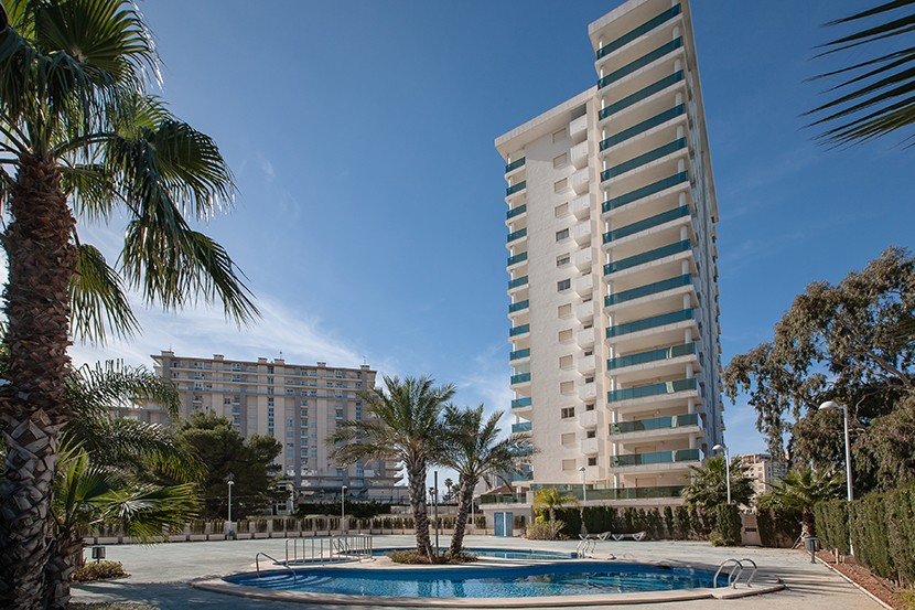 Calpe Apartment For Sale - €145,000