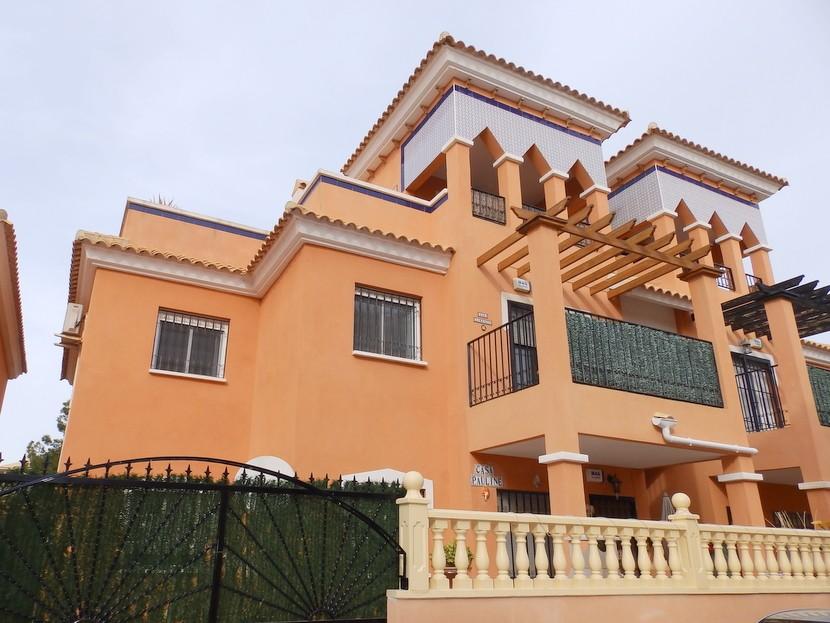 Playa FlamencaDuplex For Sale - €107,000