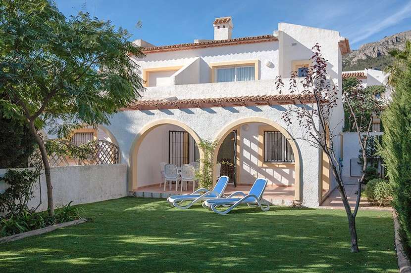 Calpe Townhouse For Sale - €195,000