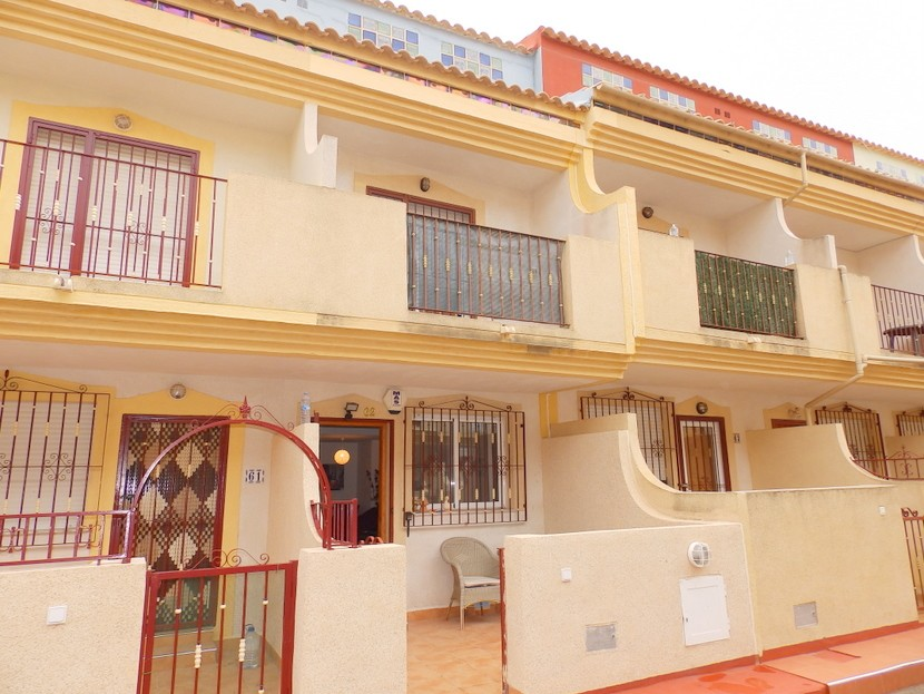 Playa Flamenca Townhouse For Sale - €89,995