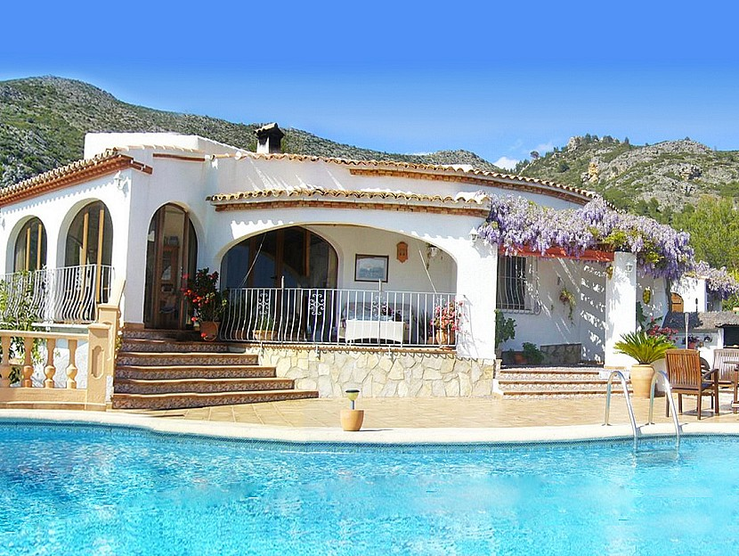 Jalon Villa For Sale - €349,950