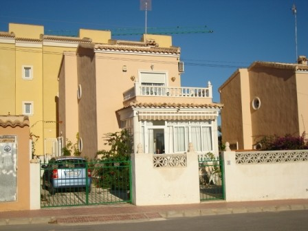 Campoamor Villa For Sale - €128,250