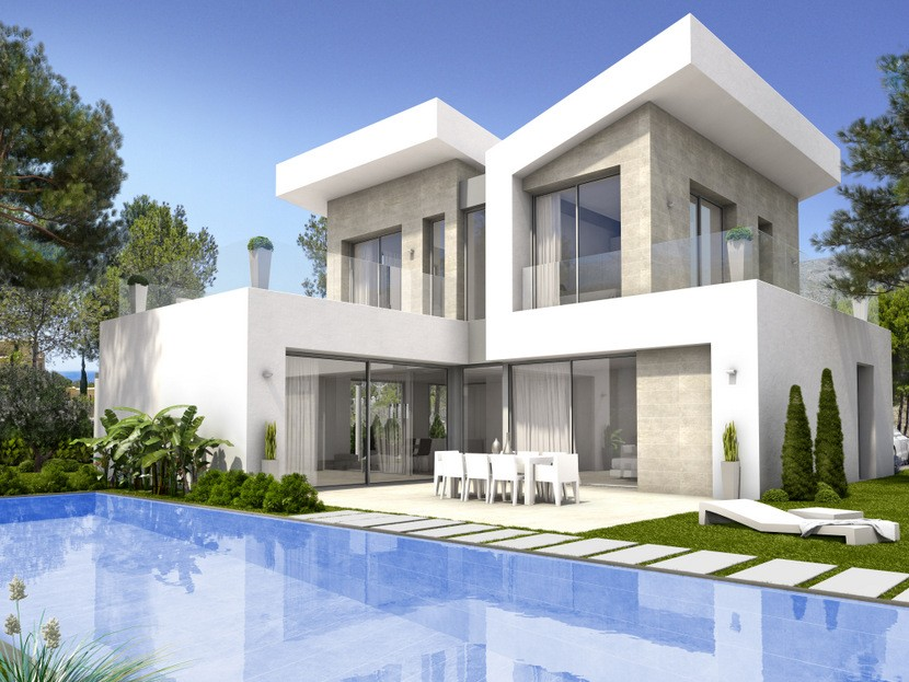 Finestrat Villa For Sale - €970,000