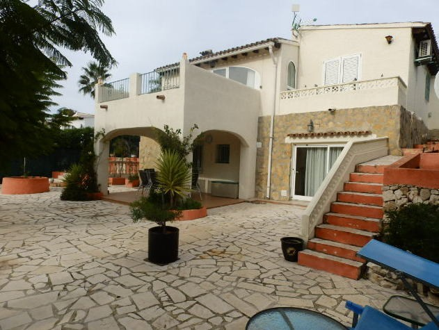 Moraira Villa For Sale - €369,000
