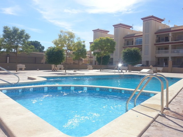 San Pedro del Pinatar Apartment For Sale - €84,000