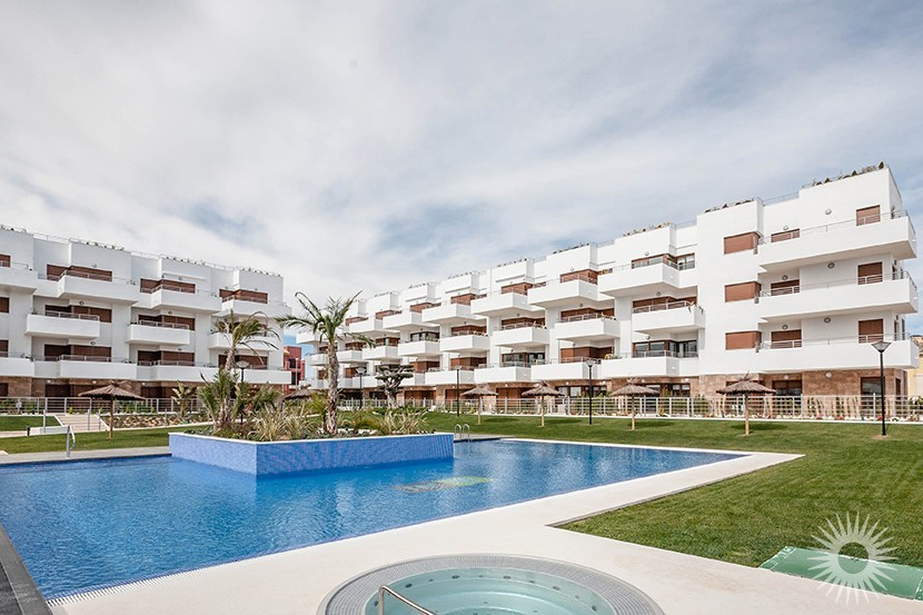 Apartment In Cabo Roig Costa Blanca South For Sale