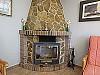 Log burner and chimney - 4 bedroom 3 bathroom Olocau