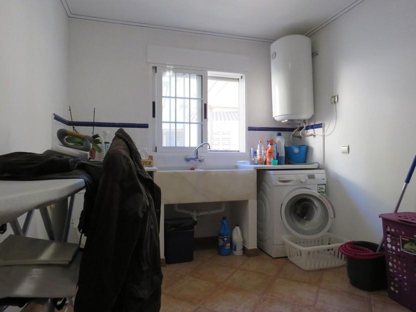 Utility room - 4 bedroom 3 bathroom Olocau