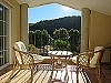Suntrap terrace off 2nd bedroom - 4 bedroom 3 bathroom Olocau