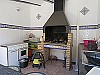 Paellero outside cooking space - 4 bedroom 3 bathroom Olocau
