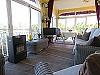 Glassed off living room  - 4 bed 1 bath Villa Vilamarchante