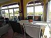Dining room in glass terrace  - 4 bed 1 bath Villa Vilamarchante