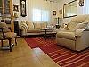 Main living room  - 4 bed 1 bath Villa Vilamarchante