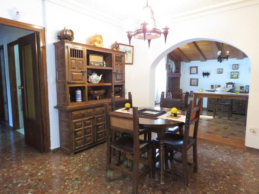 Dining room  - 3 bed 3 bathroom Villamarchante
