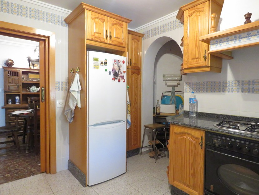 Kitchen  - 3 bed 3 bathroom Villamarchante