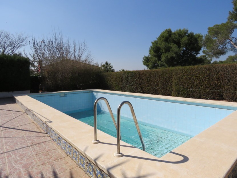 Pool  - 3 bed 3 bathroom Villamarchante