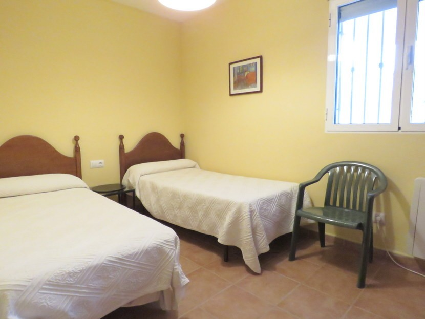 3rd bedroom  - 4 bedroom 2 bathroom villa Villamarchante