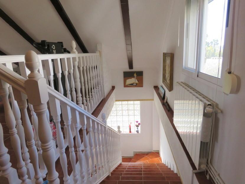 Stairs  - 3 bed 3 bath Villamarchante