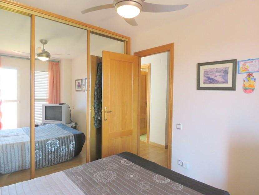 Built in mirrored wardrobes - 4 bedroom 3 bathroom Villa Marines
