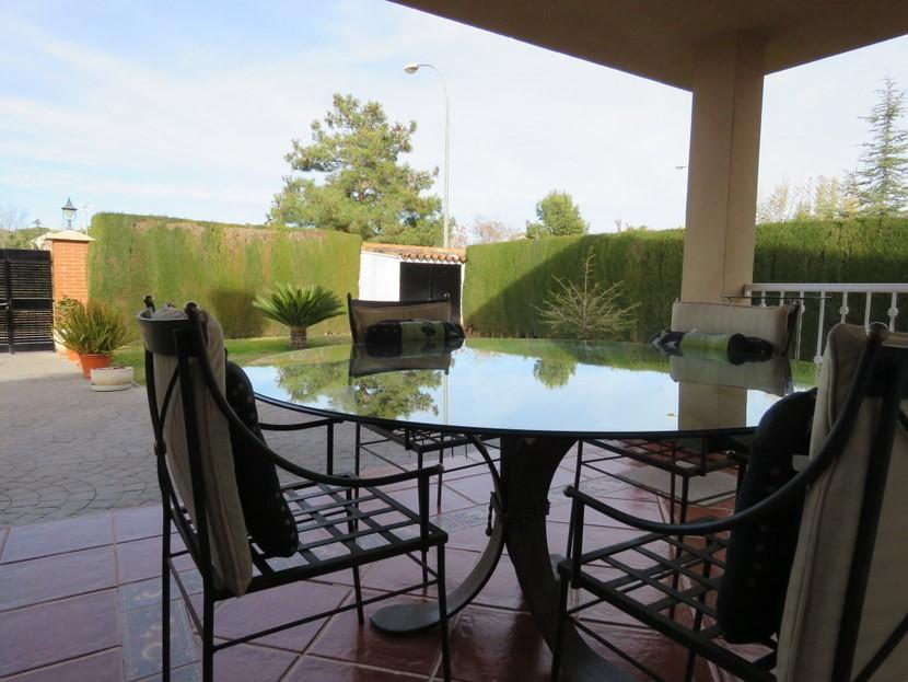 Front terrace - 4 bedroom 3 bathroom Villa Marines