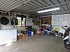 Inside garage - 4 bedroom 3 bathroom Villa Marines