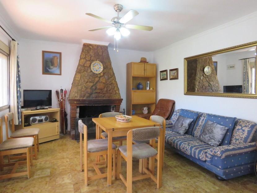Living room  - 3 bed 1 bath Pedralba