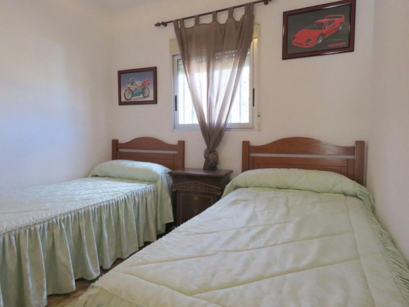 3rd bedroom  - 3 bed 1 bath Pedralba