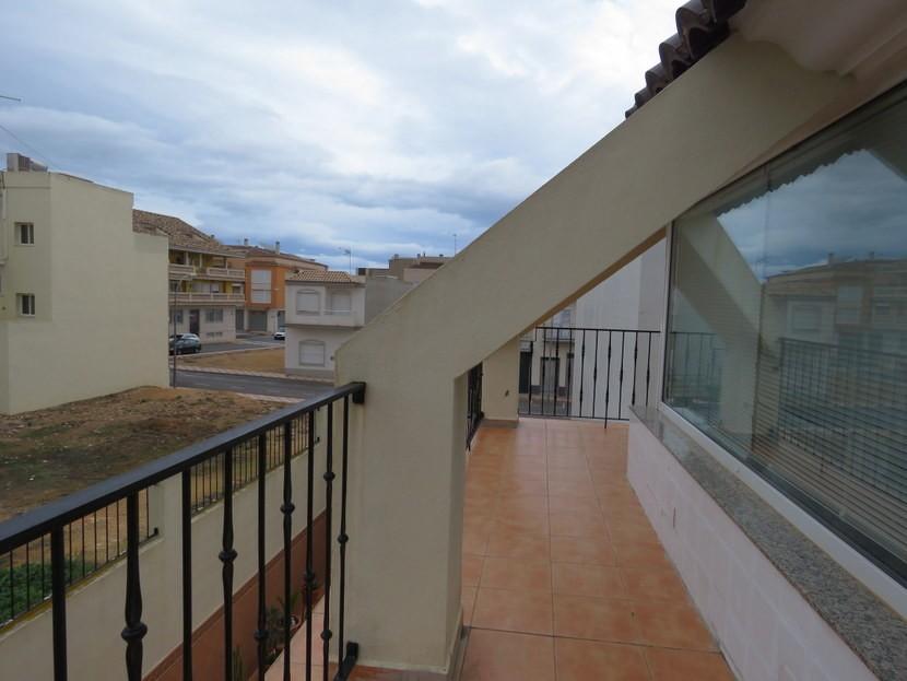 Balcony  - 5 bed 2 bathroom Almussafes