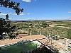 Pool and views  - 5 bedroom 2 bathroom villa Villamarchante