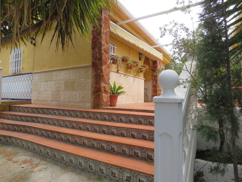Steps to rear of property  - 4 bed 2 bath Montserrat