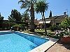 Pool view - 4 bed 2 bath Olocau
