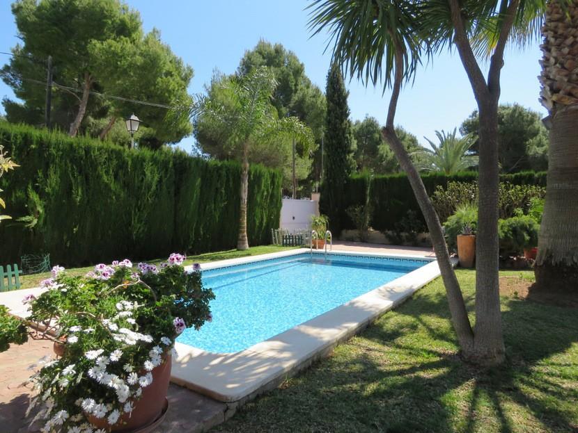 Pool - 4 bed 2 bath Olocau