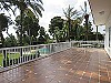 Front terrace  - 7 bed 3 bath Picassent