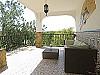 Front terrace  - 4 bed 2 bath Godelleta