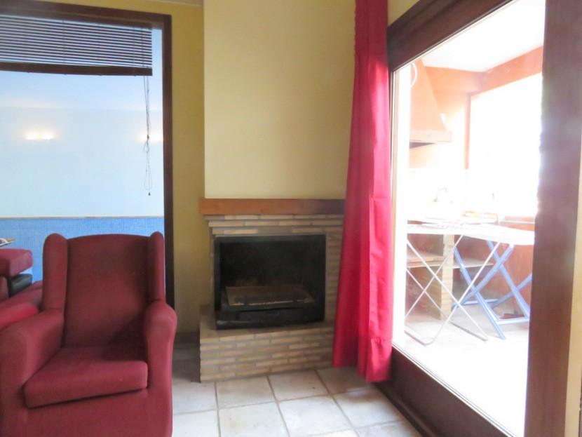 Log burner  - 4 bed 3 bath Alzira