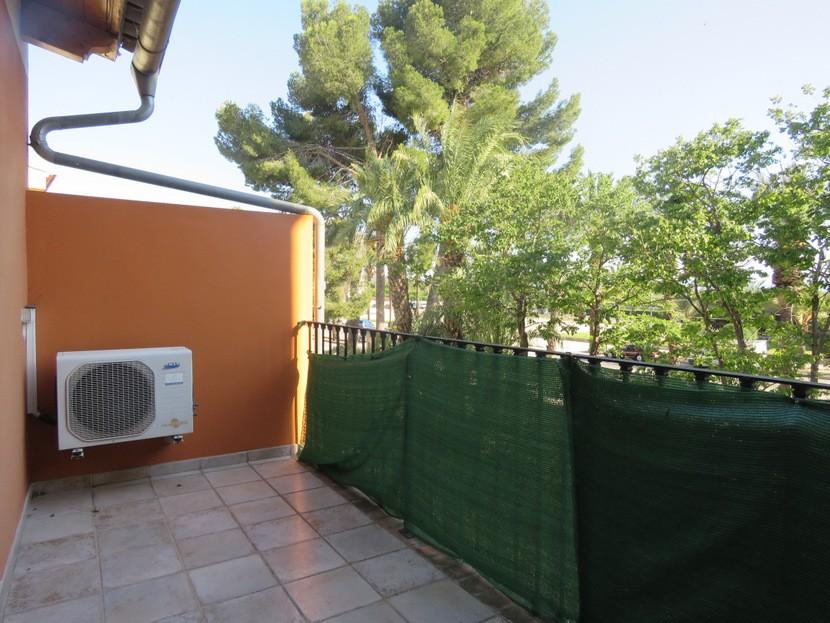 Terrace  - 4 bed 3 bath Alzira