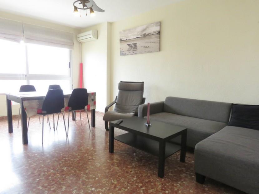 Living room - 3 bed 2 bath Valencia
