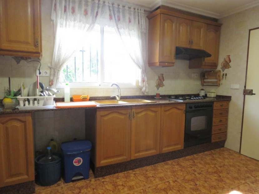 Fitted kitchen  - 3 bed 2 bath Albalat