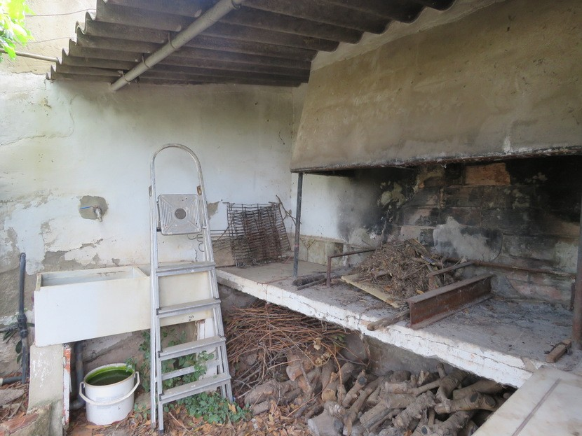 Outdoor paellero  - 3 bed 2 bath Albalat