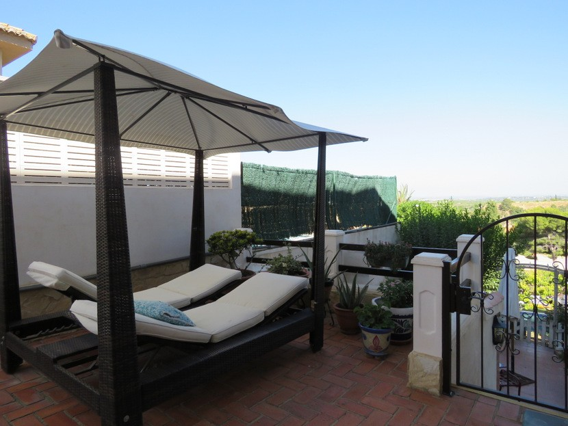 Terrace  - 4 bed 2 bath Torrente
