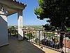 Rear elevated balcony  - 4 bed 2 bath Torrente