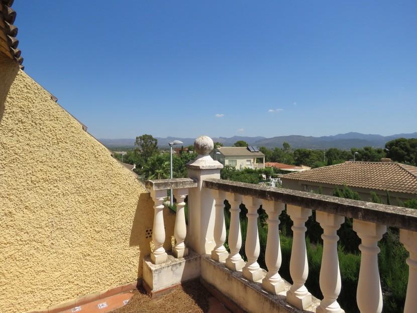 Balcony - 6 bed 4 bath Lliria
