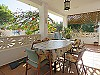 Front terrace - 3 bed 1 bath Betera