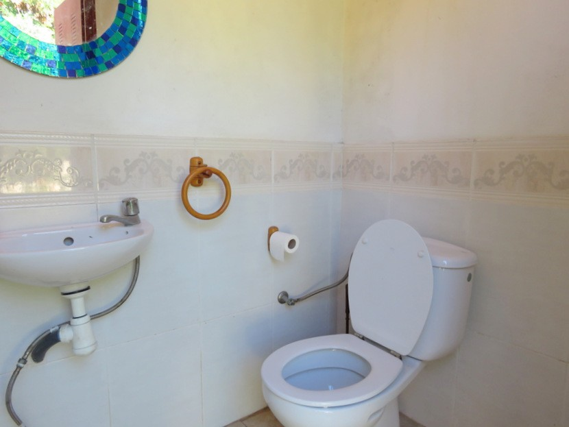 Outdoor toilet - 6 bed 3 bath Torrent