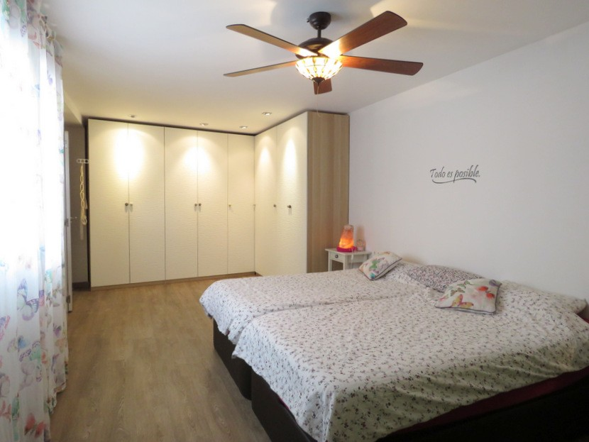 Master bedroom  - 4 bed 2 bath Betera